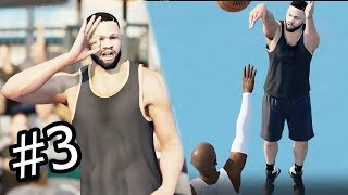 NBA Live 18 The One Career Mode - Deep 3 Game Winner! The Venice Beach Menace! Ep.3