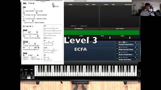 Piano Lesson: Nada Es Imposible Levels 1 3