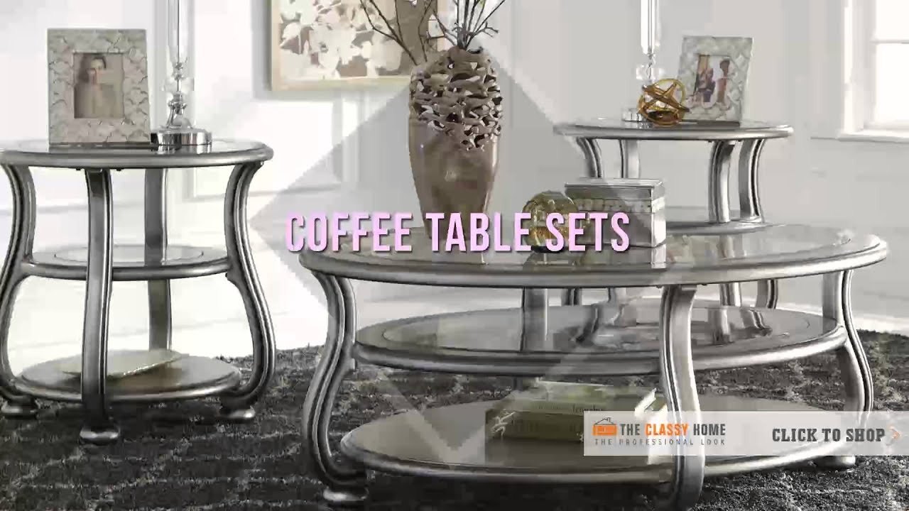 Signature Design by Ashley Furniture – The Classy Home line