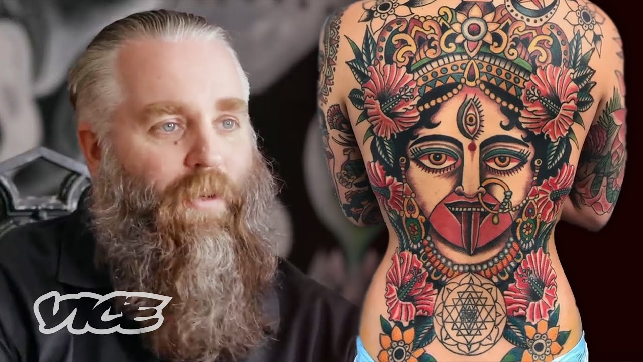 Fusing Hare Krishna Icons and American Traditional Tattoo Art | Tattoo Age Episode 6