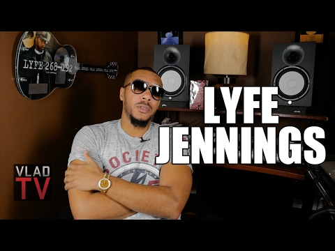 Lyfe Jennings Doesn't Think Chrisette Michele's Decision Reflected the People