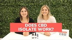 WHAT IS CBD ISOLATE? IS IT EFFECTIVE?   RESTART CBD IN AUSTIN TEXAS