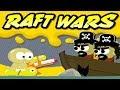 Raft Wars | Y8 Games