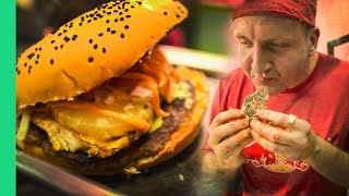 Epic Burger Battle - Philippines [Best Ever Food Review Show]