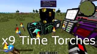Minecraft Torcherino Mod - THE FASTEST QUARRY ON YOUTUBE