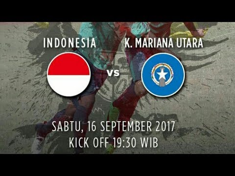 Live Streaming indonesia vs kep. mariana live streaming