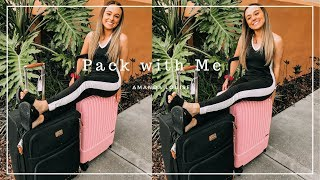 Pack With Me! ll Amanda Louise