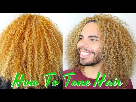 how to get rid of yellow hair