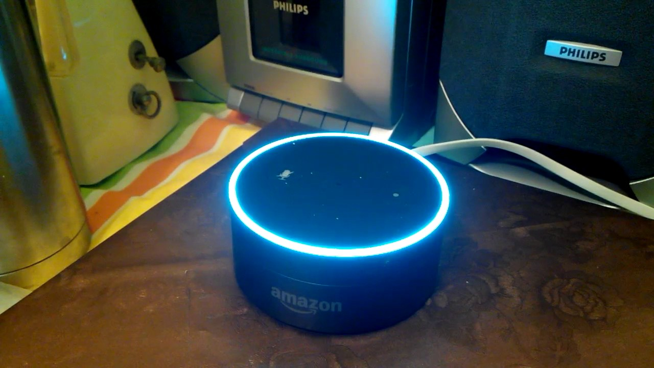 (廣東話) Amazon Alexa 功能示範 (1) - YouTube