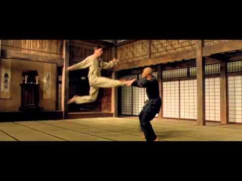 Matrix Karate Scene - SFX