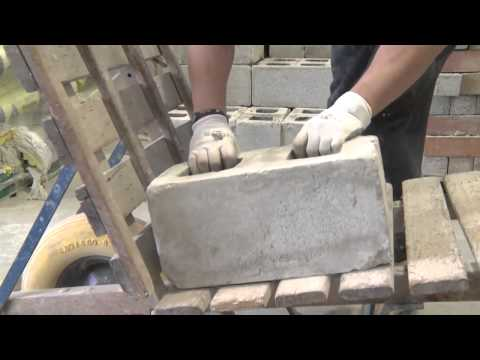 Manual materials handling on a construction project