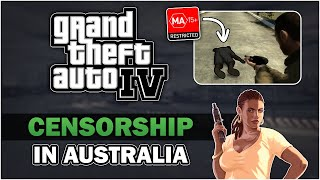 GTA IV - Censorship in Australia [Analysis] - Feat. SWEGTA