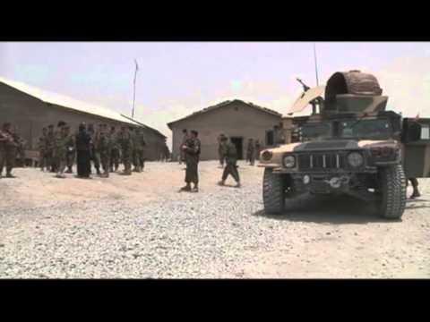 Afghan Forces Take Afghanistan Security Lead