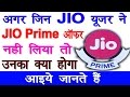 Jio Prime Offer launched, Unlimited Data for 1 Year | अब बोलेगा हर कोई जिओ जी भर के 😍
