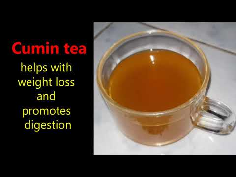 Cumin Tea Helps With Weight Loss And Promotes Digestion