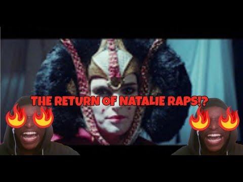 Natalie's Rap 2.0 (Uncensored Version) REACTION!!!