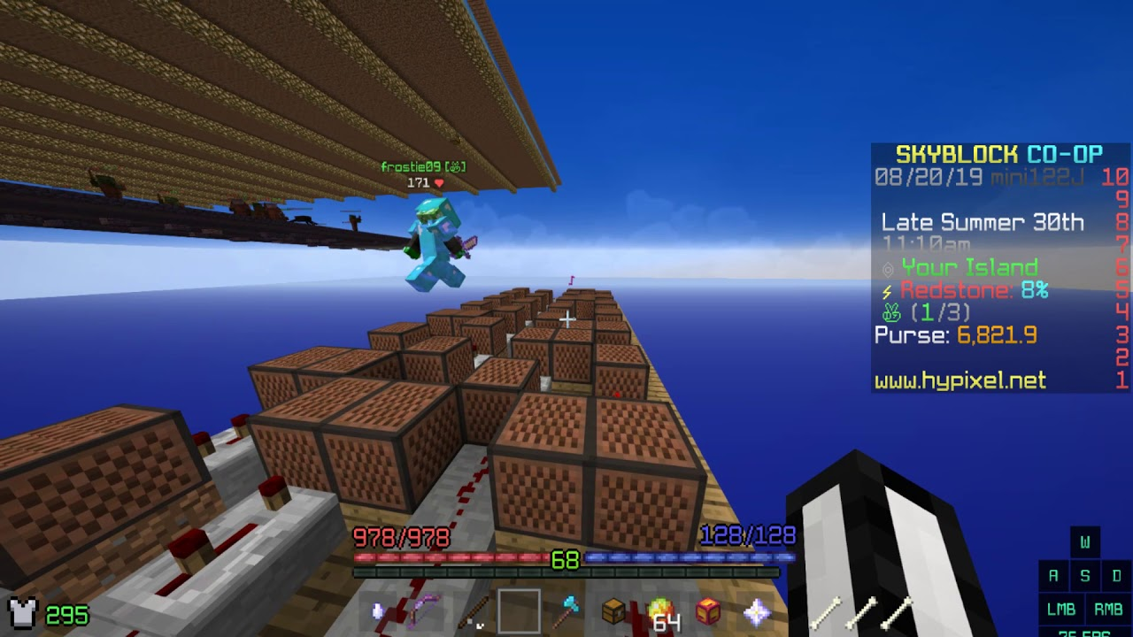 Hypixel lags alot | Hypixel - Minecraft Server and Maps