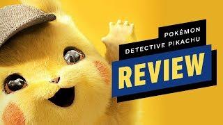 Pokémon Detective Pikachu Review