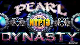Multimedia Games - Pearl Dynasty Slot Bonus