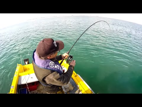 Man Fishing Alone: Had To Grab This Weather Slot