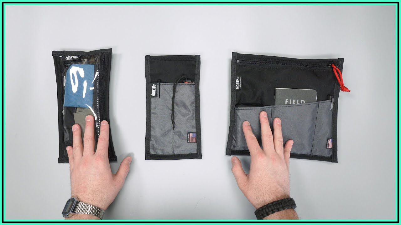 North St. Bags Velcro-In Organizer Pocket Set Review (2 Weeks of Use)