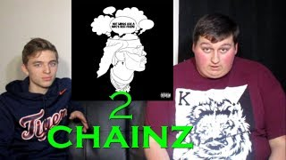 2CHAINZ FIRST REACTION!! HOT WINGS ARE A GIRLS BEST FRIEND!