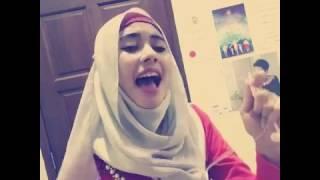 ziana zain madah berhelah smule cover by 玛莎 masyitah masya