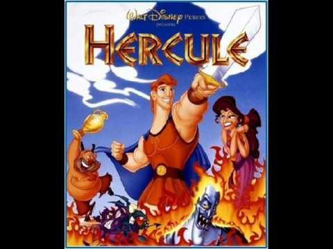 Hercules-Ese es mi destino (Castellano).