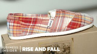 The Rise And Fall Of Toms