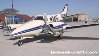 1978 Beechcraft B60 Duke -- N217RB