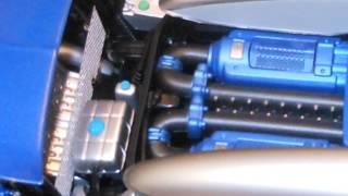 Bugatti Veyron Bleu Centenaire Videos