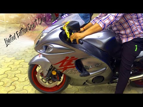 All You Want To Know About Suzuki Hayabusa Life History Till Date ! MACK RIDER !