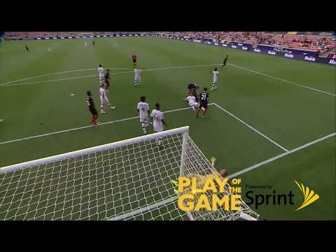 Play of the Game presented by Sprint | Costa Rica vs Canada