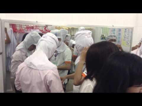 Tham quan Công ty Thủy sản Sài Gòn