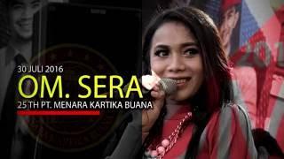 OM SERA Erna Academy - Mawar Di Tangan Melati Di Pelukan Live 25th PT MENARA KARTIKA BUANA