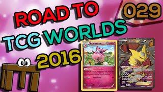 [Pokemon TCG Online] Road to TCG Worlds 2016 #029 - Aromatisse/Giratina