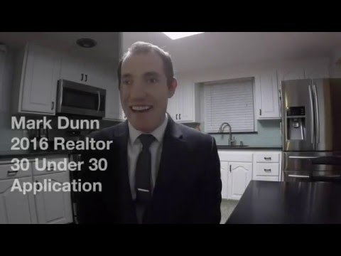 Mark Dunn: 2016 REALTOR® Magazine 30 Under 30 Applicant