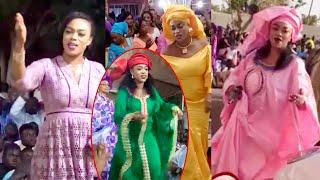 Sokhna Aida Diallo todj na Thiante yii Ngabou avec ses pas de danse...