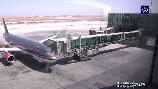 120 مليون دينار عوائد الحكومة المتوقعة من تشغيل مطار الملكة علياء العام المقبل (19/12/2019)