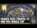 France Beat Croatia to Win FIFA World Cup 2018 | The Quint