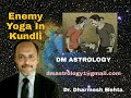 Enemies role in life by Astrology Dr Dharmesh M Mehta