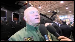 CERVIA: Ecco il nuovo super-elicottero dell'Aeronautica - VIDEO
