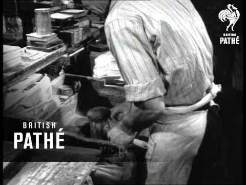 Gold Beating (1949)