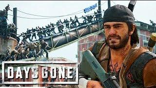 Days Gone Gameplay German #76 - Zombie Horde aus dem Nichts