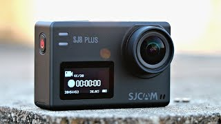 BEST BUDGET ACTION CAMERA ? | SJcam SJ8 Plus Unboxing & Review