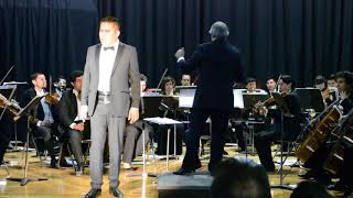 Daniel Vega. Votre Toast Carmen. G. Bizet