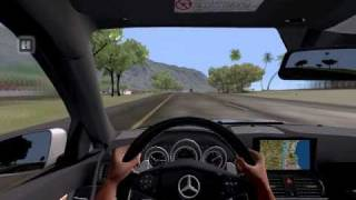 Test drive unlimited Mercedes Benz C63 AMG Cruise