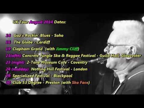 STRANGE TENANTS Australian Ska Legends UK Tour 2014