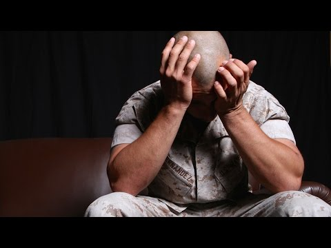 THE WAR COMES HOME - Suicide, Veterans & PTSD with Save A Warrior's Jake Clark