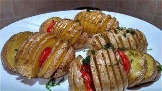 Обычная Картошка но как Вкусно
